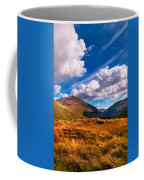 Sunny Day At Rest And Be Thankful. Scotland Coffee Mug