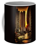 Sunrise At Punta Pacifica Coffee Mug