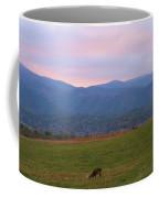 Sunrise In Cades Cove Coffee Mug