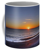 Sunrise Over Atlantic Ocean, Florida Coffee Mug