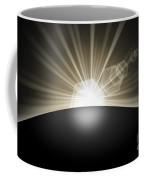 Sunrise Sunset Planet Coffee Mug