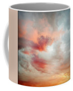 Sunset Sky Coffee Mug by Les Cunliffe