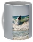 Surfing In California Coffee Mug