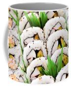 Sushi Platter Coffee Mug
