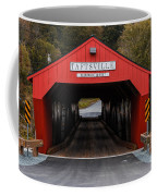 Taftsville Covered Bridge Vermont Coffee Mug