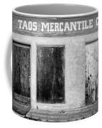 Taos Mercantile Coffee Mug
