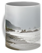 Tasman Sea At West Coast Of South Island Of Nz Coffee Mug