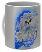 Teacup Owl Coffee Mug
