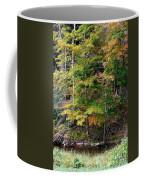 Tennessee Autumn Stream Coffee Mug