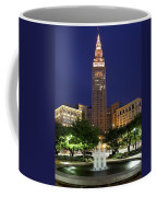 Terminal Tower Part Two Coffee Mug