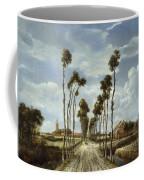 The Avenue At Middelharnis Coffee Mug