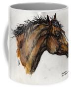 The Bay Horse Coffee Mug