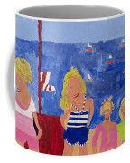 The Beach Girls Coffee Mug