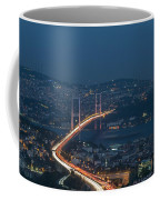 The Bosphorus Bridge  Coffee Mug