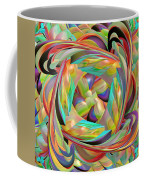 The Braid Coffee Mug by Deborah Benoit