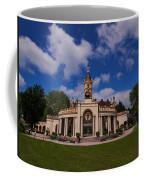 The Castle Of Schwerin Coffee Mug