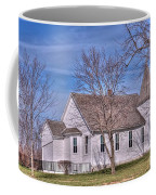 The Church At The Site Of The Old Confederate Soldiers Home Coffee Mug