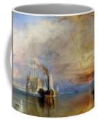 The Fighting Temeraire Coffee Mug