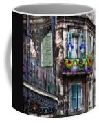 The French Quarter During Mardi Gras Coffee Mug