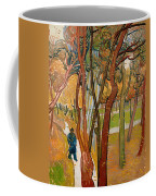 The Garden Of Saint Paul's Hospital Coffee Mug