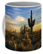 The Golden Southwest  Coffee Mug