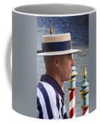 The Gondolier Coffee Mug
