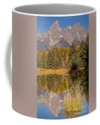 The Grand Tetons Schwabacher Landing Grand Teton National Park Coffee Mug