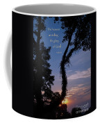 The Heavens Are Telling Coffee Mug