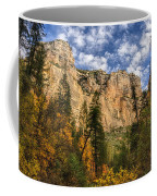 The Hills Of Sedona  Coffee Mug