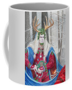 The Holly King Coffee Mug