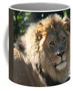The King Of The Jungle Coffee Mug