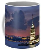 The Maiden's Tower Coffee Mug