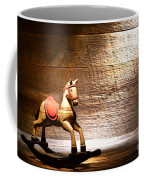 The Old Rocking Horse In The Attic Coffee Mug