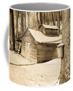 The Old Sugar Shack Coffee Mug