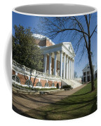 The Rotunda On The Lawn Coffee Mug