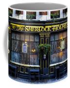 The Sherlock Holmes Pub Coffee Mug