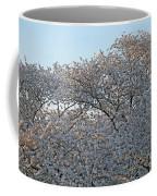 The Simple Elegance Of Cherry Blossom Trees Coffee Mug