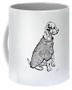 The Sweater Girl Coffee Mug