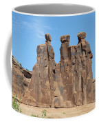 The Three Gossips Coffee Mug