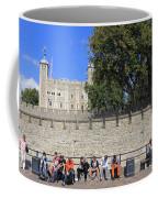 The Tower Of London Coffee Mug