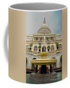 The United States Capitol Coffee Mug