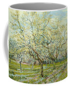 The White Orchard Coffee Mug