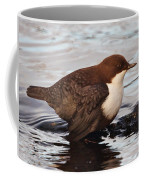 The White-throated Dipper Coffee Mug