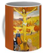 The Yellow Christ Coffee Mug