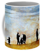 They Gather Here Coffee Mug by Diana Angstadt
