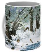 They Said It Wouldn't Snow Coffee Mug