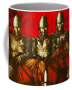 Three Knights Coffee Mug