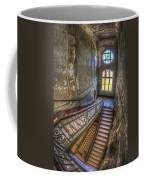 Through The Round Window Coffee Mug