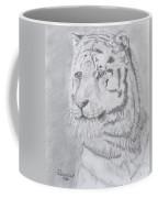 Tiger Watching Coffee Mug