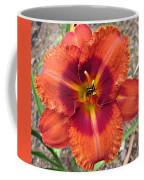 Tigger Daylily Coffee Mug